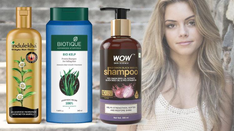 best anti hair fall shampoo in hindi